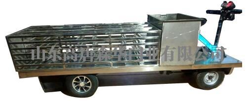监区专用新型锂电送饭车