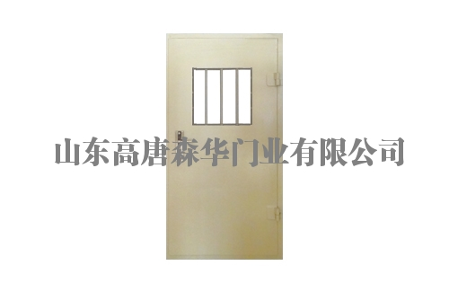 拘留所专用门