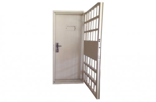 复合结构监室门