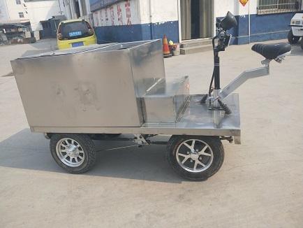 不锈钢送饭车