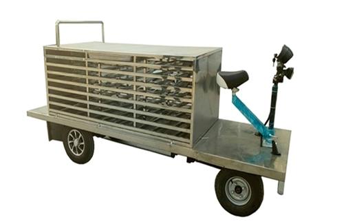 托盘送餐车
