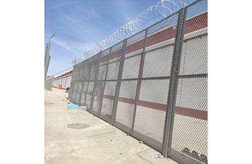 监区钢网墙