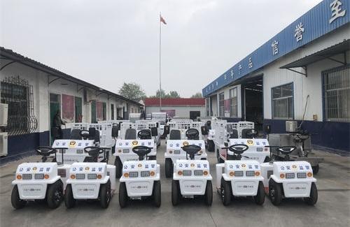 监区专用巡逻车