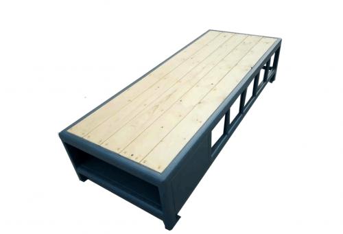 看守所床具结构